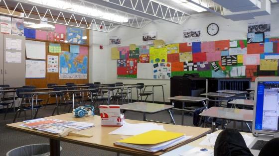 Franklin Classroom 2010-11